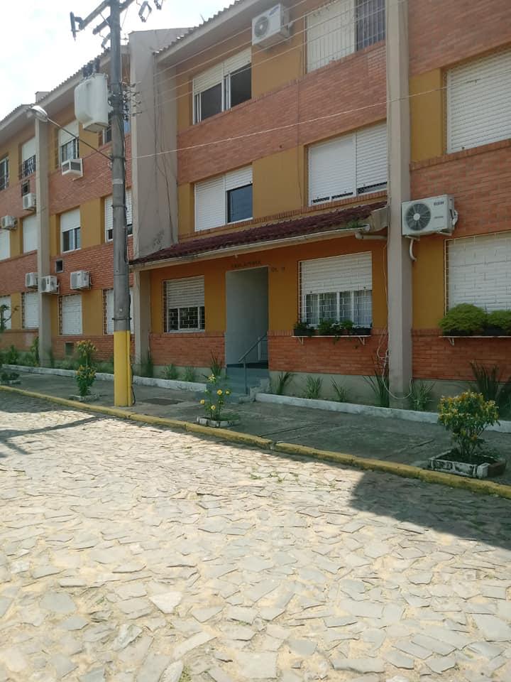 Apartamento térreo, junto ao Centro de Montenegro